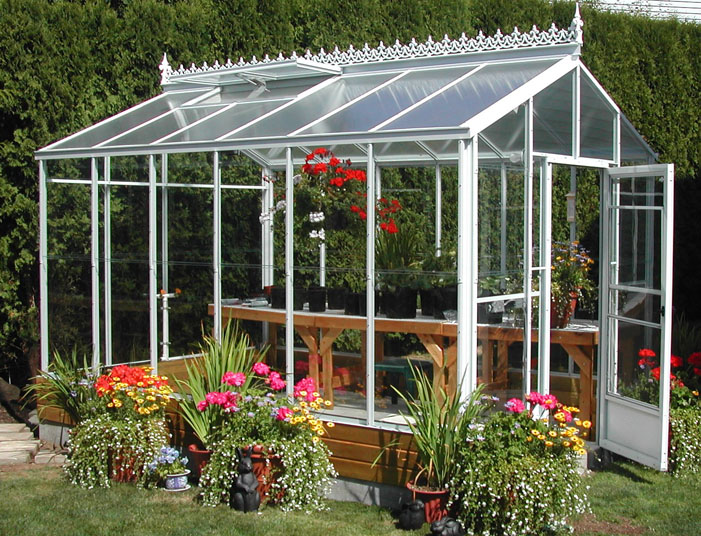 Traditional Series Greenhouse