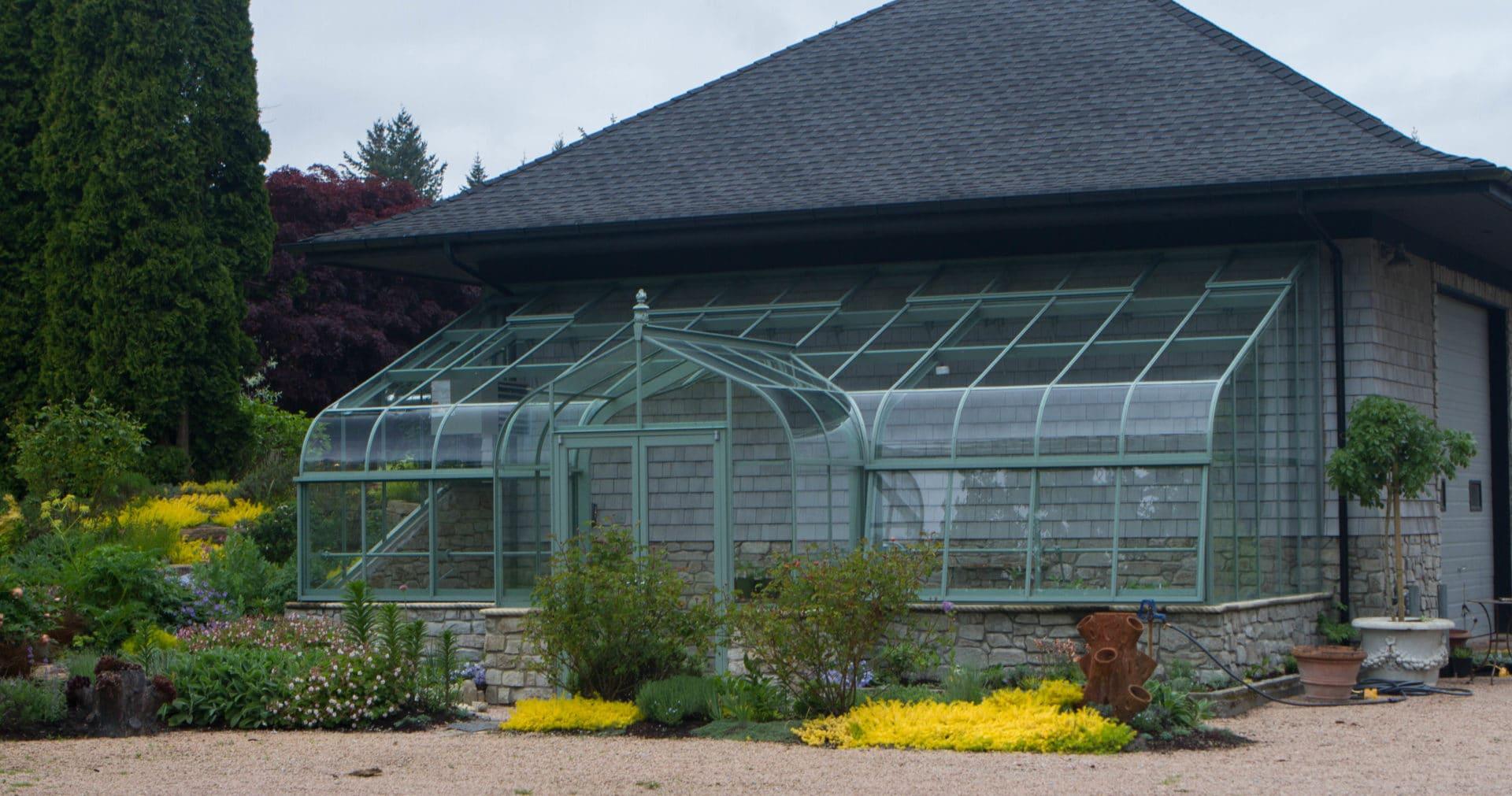vestibule Greenhouse