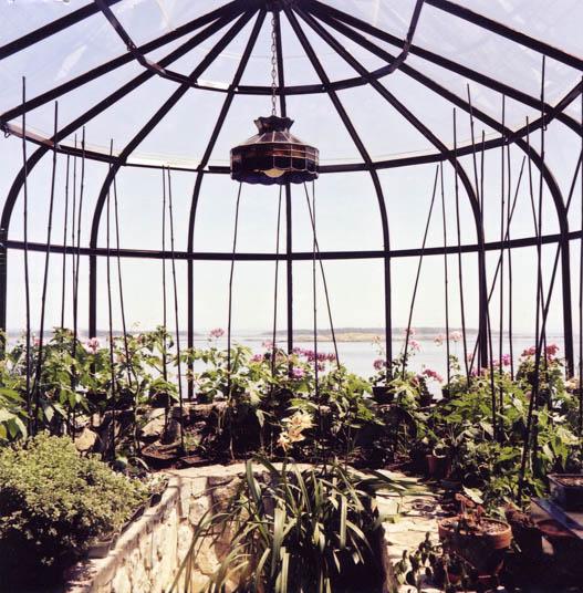 Birdcage Greenhouse