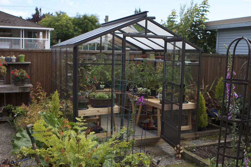 The Legacy Greenhouse