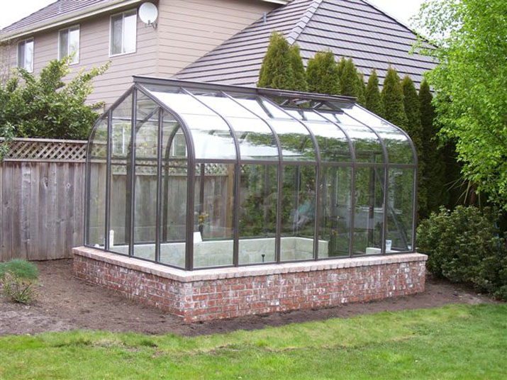 Superior Frame Pacific Greenhouse