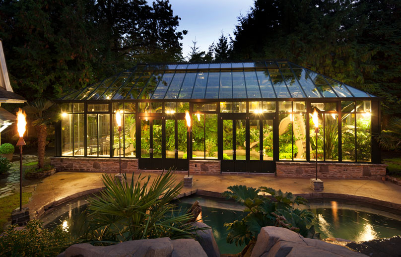 Meridian Estate Greenhouse
