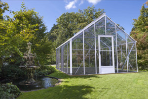 Cross Country Greenhouse Frame