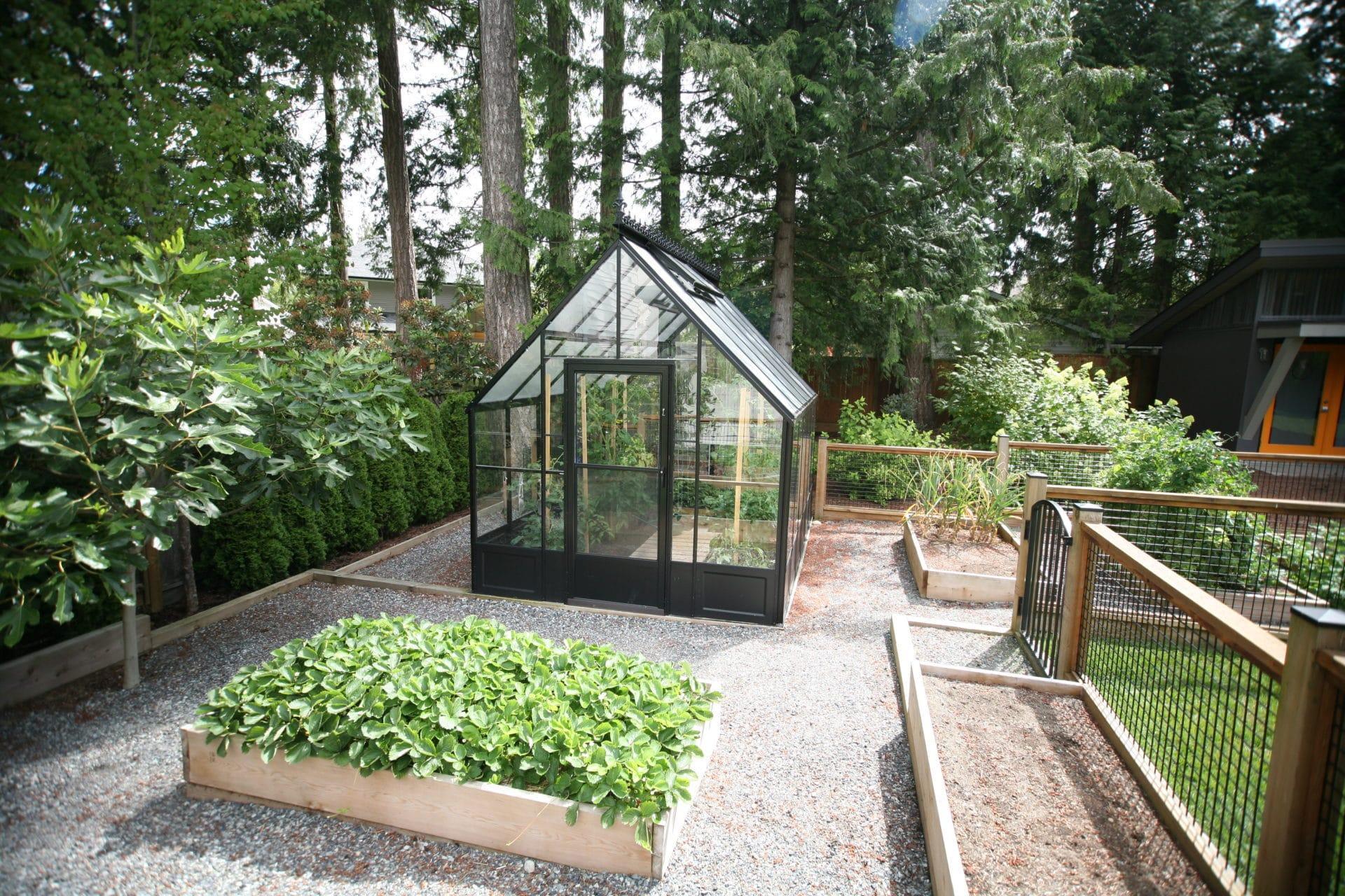 Parkside Greenhouse