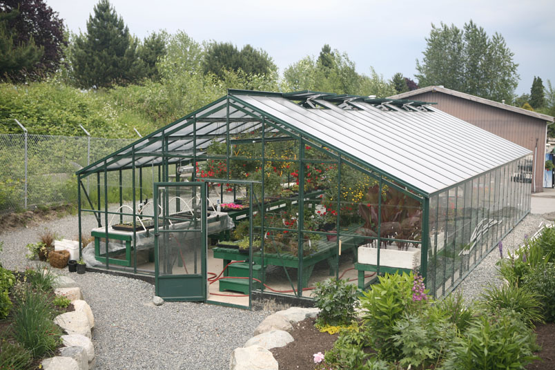 Northview Golf Course Greenhouse
