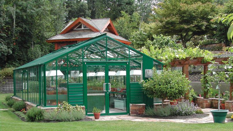 custom greenhouse