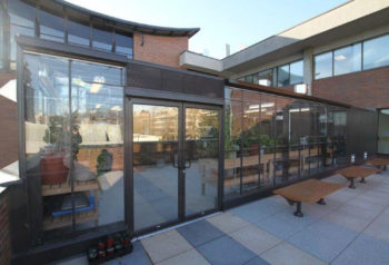 university greenhouse