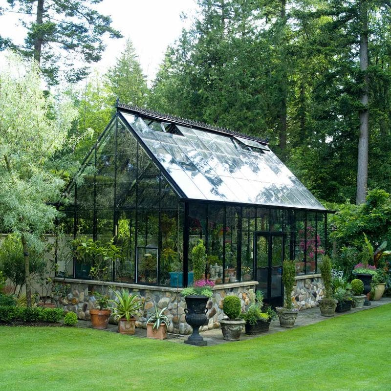 elegant greenhouses