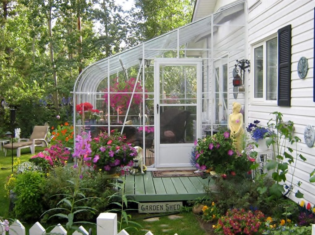 beautiful greenhouses